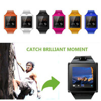 Wholesale Smart Watch Phone IK8 CPU MTK6577 Cortex A9 Dual Core GHz MB G Android Single SIM Card Watch Mobile Phone