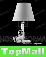 Wholesale JJ582 Hot Selling Modern Flos Guns Bedside Gun table lamp