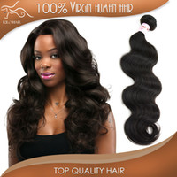 Wholesale Brazilian virgin hair body wave top grade a hair products mixed unprocessed hair extensions new best quality human hair weave