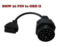 Wholesale BMW pin to OBD2 PIN Female OBD OBD II Connector e36 e39 X5 Z3 for BMW pin by CN