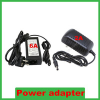 Wholesale V A A DC Power Supply Charger Transformer Adapter for LED RGB Strip light EU UK US AU plug
