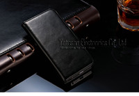 Black Leather White High Quality PU Leather Wallet Case Cover with Stand Function for Iphone 5 5s Card Holder Case