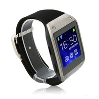 Wholesale Bluetooth Watch Newest U Watch High Quality Smartwatch with Phonebook Call MP3 Alarm For iPhone Samsung Andriod Cell Phone