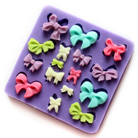 resin molds - silicone cake decorations molds silicone flowers fondant cake tools silicone resin clays molds F0318