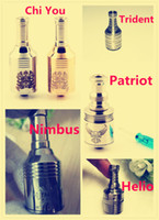 Replaceable Metal  patriot nimbus helio trident helios chi you rebuildable atomizer 2014 newest for king nemesis mechanical mods vs kayfun ithaka aqua tanks