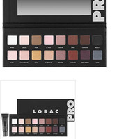 Wholesale LORAC PRO PALETTE color eyeshadow with eye Primer Powder Eyeshadow Blush Makeup Cosmetic Palette Eye Shadow Mineral Eyeshadow