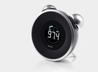 Wholesale Edifier Smart Design of Radio amp Clock TF Card USB charger DHL