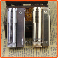 austria lighter - Outdoor Classic Austria IMCO Old Grinding Retro Style Metal Cigar Cigarette Vintage Kerosene Oil Lighter