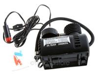 Wholesale Portable Car Auto V Electric Air Compressor Tire Inflator PSI WQP0021