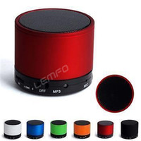 Cheap Metallic Wireless Bluetooth Speaker Color Portable Mini Outdoor Subwoofer for iPhone iPad Mp3 Samsung with Handsfree Microphone