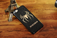 Wholesale Hot sales cellphone accessories cases Covers the avengers transformers x man bat man spider man superman series For iphone s s