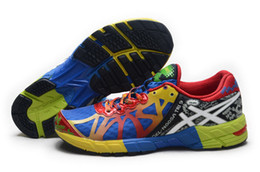 Wholesale Gel Noosa TRI9 Shoes Mens Brand Mens Running Cheap Mens Sneakers Top Sale Sports Shoes Basketball Shoes New Outdoor Shoes Footwears
