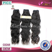 Wholesale 100 Unprocessed Virgin Human Eurasian Natural Wave Hair Extensions black all virgin weaves great lengths to inch sensational xblhair