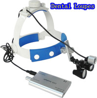 Wholesale dentistry dental loupes surgical ENT Medical Branch magnifying loupe
