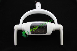 Wholesale Dental V LED lamp Dental chair lamp surgical lights induction big LED lamp touch control operating lamp