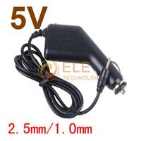 Wholesale 5V A Car charger for tablet pc a13 Q88 ATM7013 Flytouch series cube u18gt ainol legend