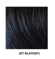 """Indian Hair JET Black #1 Body Wave 100% HUMAN HAIR EXTENSION FLAT TIPS(A.K.A. U-TIPS) BODY WAVE 16"""" 20"""" 24"""" 1G STRAND CHINESE REMY HAIR COLOR: JET BLACK(#1) 100STRANDS LOT"""