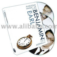 Wholesale Past Midnight by Benjamin Earl and Alakazam fast delivery Card magic magic teaching video
