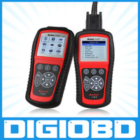 For BMW al dodge - Autel AL OBDII CAN ABS and SRS Scan Tool auto diagnostic tool AutoLink AL619 DHL