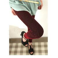 Foot Cover Women Leggings 2013 new style shiny purl superelastic Ms. Hot tide pants Leggingsladies' pantyhose free shipping