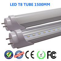 Wholesale T8 led tube mm W cm ft Transparent Celar cover W mm cm ft W mm cm ft W mm cm ft bulb lamp