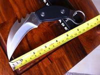 Fixed Blade strider fixed karambit knives  free shipping!hot sale strider fixed claw karambit knife,strider fixed hunting survival knives