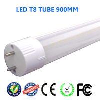 T8 12w SMD2835 led T8 tube 10Watt 900mm 90cm 0.9m 3feet fluorescent lamp bulb CE ROHS energy saving light