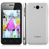 English with Bluetooth 4.0 Wholesale - 4.0 Inch Cubot GT72 Dual Core Phone MTK6572 1.2GHz Android 4.2 Dual Camera GPS Bluetooth