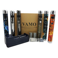 Single vamo kit - VAMO V5 Starter Kit Vamo V5 MOD Body Variable Voltage V V and Wattage W W LCD Screen Testing Atomizer Resistance Power Reminder