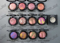 Wholesale Factory Direct DHL New Makeup Face Mineral Blush g