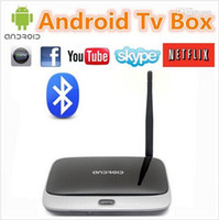 Wholesale XBMC Installed CS918 RK3188 Quad Core Andriod TV box Google Smart TV Box with WIFI USB HDMI OTG Media Player Set