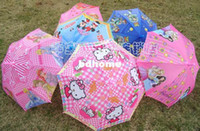 Wholesale New arrival dora umbrella child umbrella female hisbetrayal child umbrella cartoon sun protection umbrella