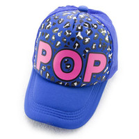 Fashion Summer POP Net Snapback Baseball Cap Hat