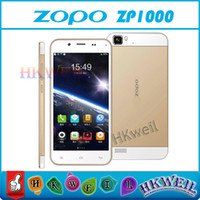 WCDMA Czech Android Original ZOPO ZP1000 Android4.2 Cell Phone MTK6592 Octa Core 1.7GHZ 16G ROM With 5.0Inch IPS OGS Screen 14.0MP camera 3G GPS CB0402