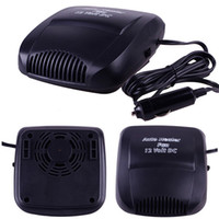Wholesale S5Q V Vehicle Portable Ceramic Heater Heating Cooling Fan Defroster Demister AAABYQ