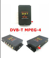 Wholesale Car Digital Tv tuner DVB T Receiver MPEG MPEG M X