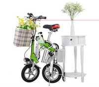 Wholesale Jq folding bicycle folding bike casual portable car electric bicycle