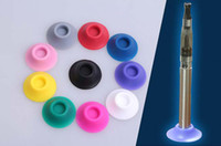 Wholesale High Quality Colorful Mounts amp Brackets for E cigarette Silicone Rubber Sucker Base tray