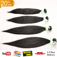 Wholesale off A grade hot selling peruvian human virgin hair straight queen hair products