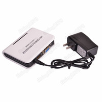 hdtv converter box - HDV330 P Audio VGA to HDMI HD HDTV Video Converter Box Adapter for PC DVD