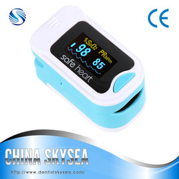 Wholesale finger pulse oximeter Blood oxygen meter of pulse oximeter
