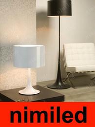 Nimi305 Los nuevos FLOS de la llegada giraron la lámpara de piso de la luz del caballero de la lámpara de piso de la sala de estar de las lámparas de piso de aluminio de alto grado Borde del sofá al lado de la lámpara