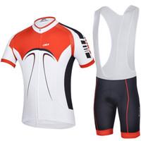 Men cycling jersey wholesale - 2014new Cycling Clothing Bike Jerseys custom design cheji team road bicycle clothing short bib sets outdoor mountain men bike wear