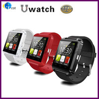 Cheap Bluetooth Smart Watch U8 U Watch WristWatch for iPhone 4 4S 5 5S Samsung S4 Note 3 HTC Android Phone Smartphones