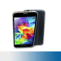 Wholesale New S5 i9600 Quad Core MTK6582 Android Inch GHZ GB RAM GB ROM Air Gesture G GPS Android DHL Free Drop Ship churchill