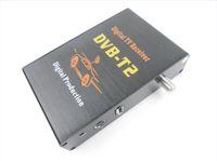Cheap M-689GS Mobile Digital Car DVB-T2 H.264 MPEG4 HD 1080P External Auto Tuner 90-120KM H Digital TV Receiver Box Set Top DVB-T2 5 pcs