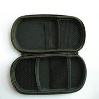 Cheap Good Quality Ecig Case E Cigarette Zipper Case for KTS Kits X6 X7 Kits X6 T8 Kit X6 X9 Kit eCab V2 Electronic Cigarette Free Shipping