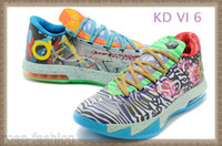 Best KD Basketball Shoes KEVIN DURANT KD 6 VI Sports Shoes T...