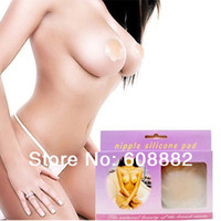 Bras Accessories Cotton Normal New 2014 Free shipping sexy nipple cover bride milk paste seamless underwear silica gel chest pad invisible bra papilla #0931