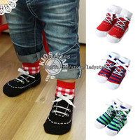 Wholesale Kid Boy Girl Cotton Sock Children Clothing Kids Sock Fashion Baby Boys Girls Socks Ankle Socks Best Socks Children Socks Kids Child Clothes